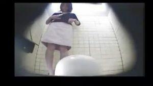トイレ盗撮スカトロ