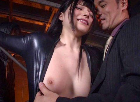 上原亜衣《SM 美巨乳》エロいボディー美女が拘束された状態でバイブ責めされながら電マを気持ちのいいところに当てられまくり《美乳》