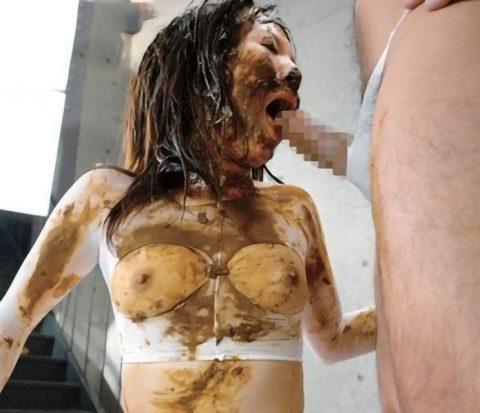 【ウンチ×スカトロ】変態お姉さんが臭いウンコを大量に排便して顔面などに塗糞!【フェチ マニアック】