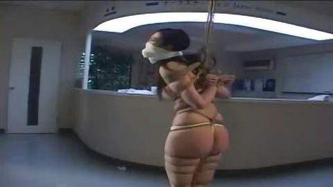 《SM 》美巨乳なお姉さんが縛られて泣きながら病院の変態先生にムチ責めで調教性奴隷化!!《変態 フェチ》