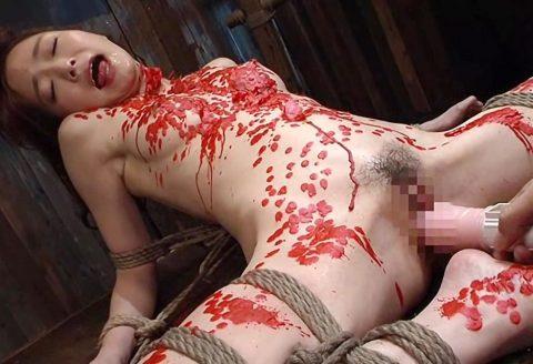 【SM】可愛い美少女が麻縄で緊縛拘束され強制イラマチオや蝋燭責めなどで調教プレイ!ハードなSMプレイで性奴隷化!【拘束】