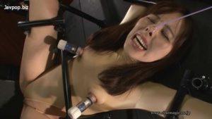 【SM・ハード】『あ~... やめてぇ~...』緊縛メス豚が鼻フックや乳首吸引をされながら無理矢理イマラチオ!